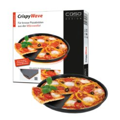Caso Crisp-grillező-pizza tál