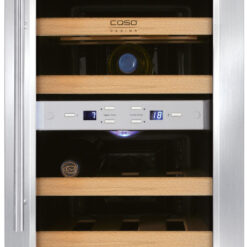 CASO WineDuett 12 borhűtő