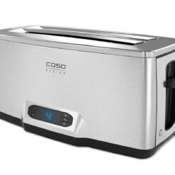 CASO INOX4 kenyérpirító