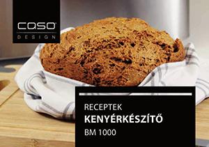 Receptkönyv kenyérkészítő