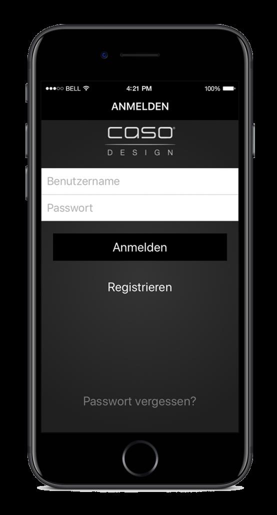 CASO Control App